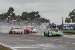 Gaston Mazzacane, Coiro Dole Racing Chevrolet, Nicolas Cotignola, Sprint Racing Torino, Juan Manuel Silva, Catalan Magni Motorsport Ford
