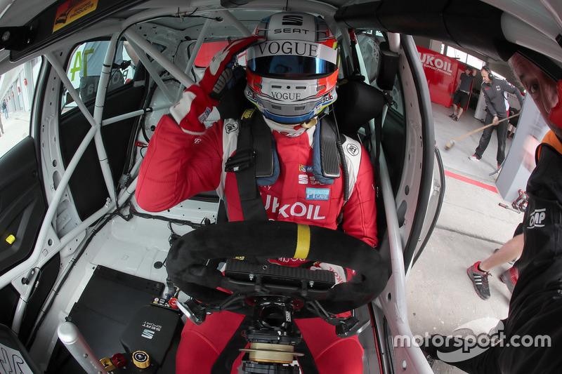 Pepe Oriola, Lukoil Craft-Bamboo Racing, SEAT León TCR