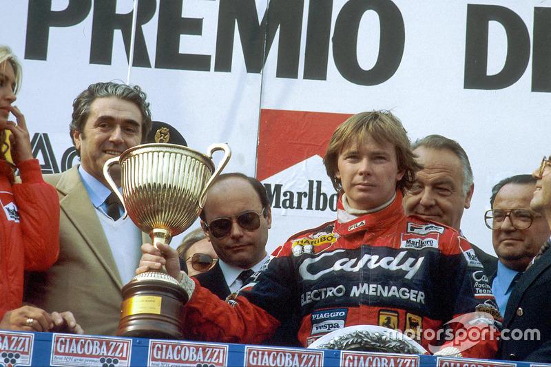 Гран Прі Німеччини 1982 року: аварія Дідьє Піроні