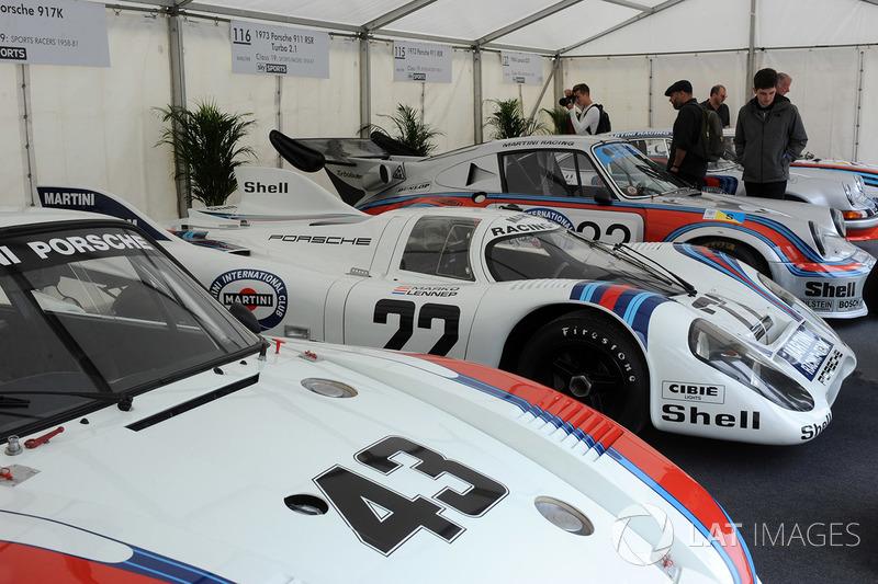 Pemenang Le Mans 24 Hours 1971, Porsche 917