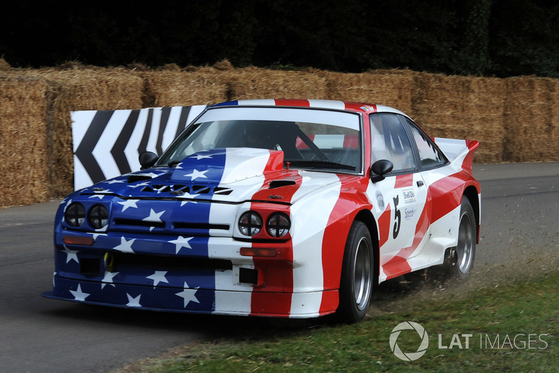 Jack Tetley Opel Manta