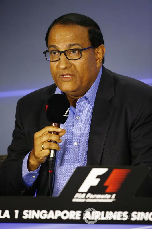 S. Iswaran, Minister für Handel und Industrie, Singapur