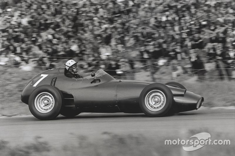 1959: Jo Bonnier, BRM P25