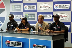 NASCAR Drive for Diversity Pit Crew, conferenza stampa