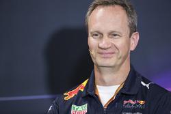Paul Monaghan, Chief Engineer, Red Bull Racing