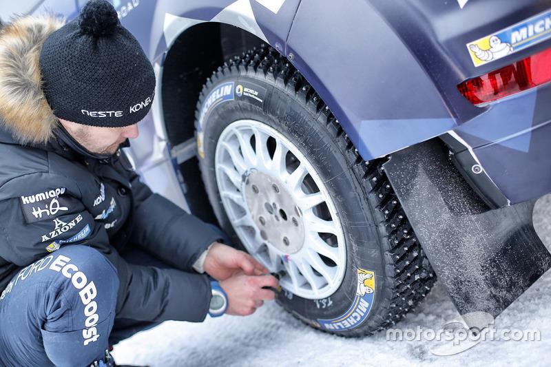 Mikko Markkula, M-Sport, Ford Fiesta R5
