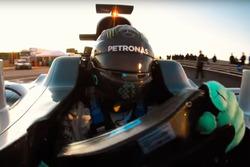 Nico Rosberg, Mercedes AMG F1 W07 Hybrid (Screenshot)
