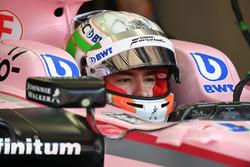 Alfonso Celis jr, Sahara Force India VJM10