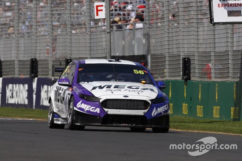 Jason Bright, Prodrive Racing Australia, Ford
