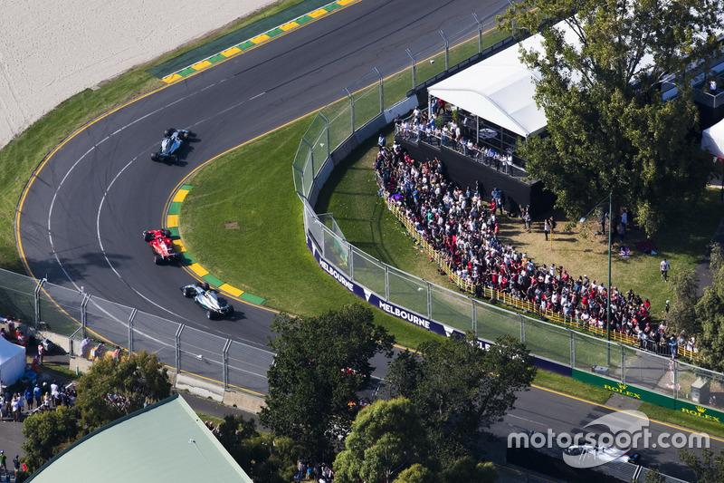 Australia y Austin, las carreras con más líderes diferentes