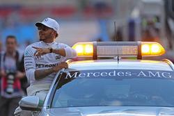 Поулсіттер Льюіс Хемілтон, Mercedes AMG F1