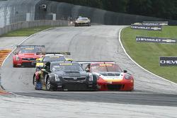 #8 Cadillac Racing Cadillac ATS-VR GT3: Michael Cooper, #58 Wright Motorsports Porsche 911 GT3 R: Pa