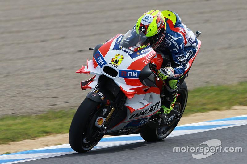 8. Hector Barbera, Ducati Team