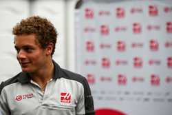 Santino Ferrucci, pilota sviluppatore Haas F1 Team