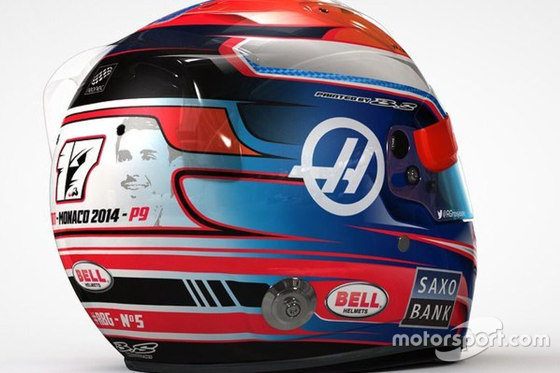 Romain Grosjean, GP Mónaco 2016