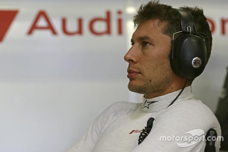 #8 Audi Sport Team Joest Audi R18 e-tron quattro:Loic Duval