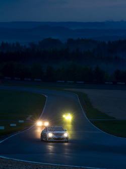 #250 Lubner Motorsport, Opel Astra OPC Cup: Sandro Rothenberger, Norbert Mehling, Rogerio Carvalhais