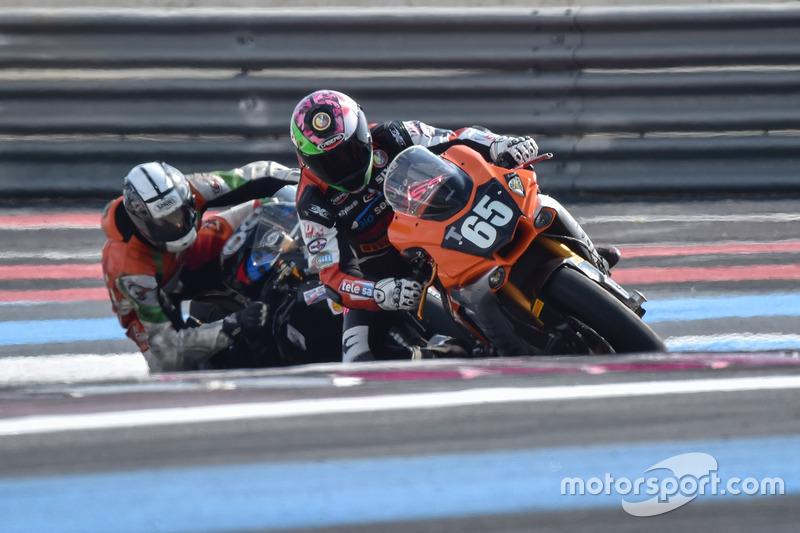 Bol d'Or Le Castellet: #65, Motobox Kremer Racing, Yamaha: Martin Scherrer, Timo Paavilainen, Frank Gaziello