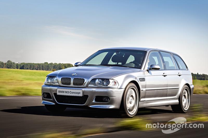 BMW M3 Touring, Konzeptfahrzeug 2000