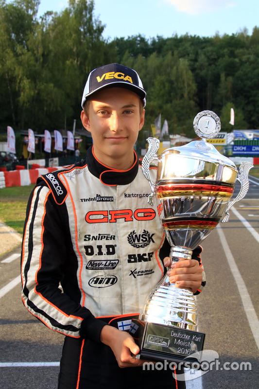 DKM: Paavo Tonteri, TB Racing Team