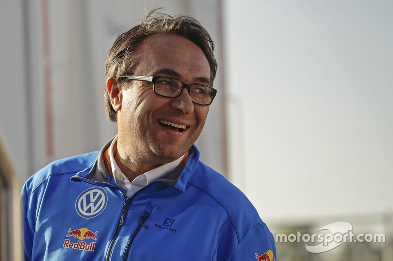 Sven Smeets, Volkswagen Motorsport, Motorsportdirektor