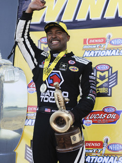 Top Fuel Sieger Antron Brown
