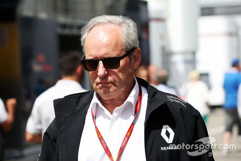 Jerome Stoll, Renault Sport F1 Presidente