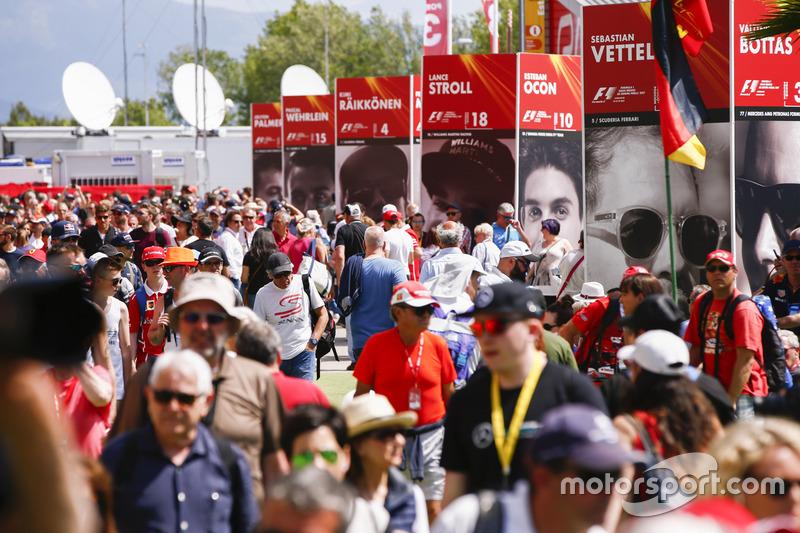 F1 La afición elige
