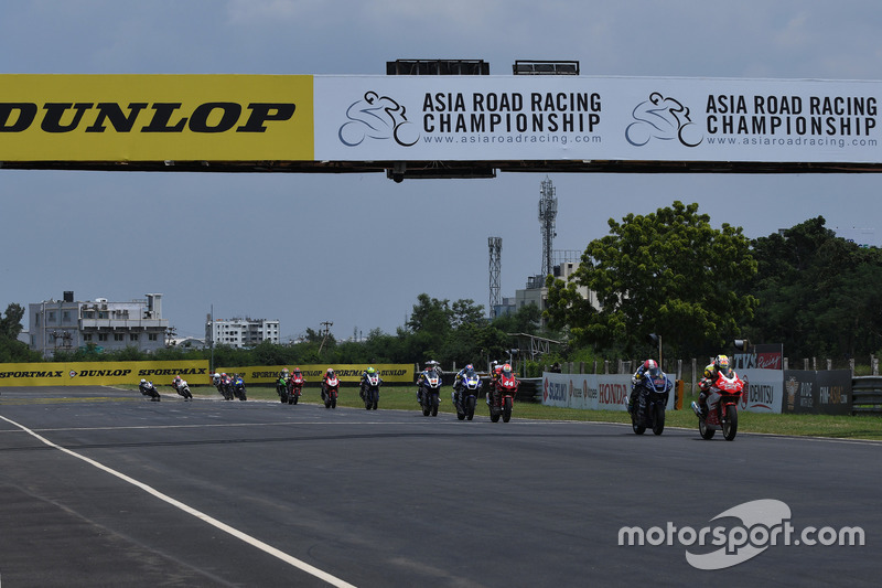 Race 1 Asia Production 250cc