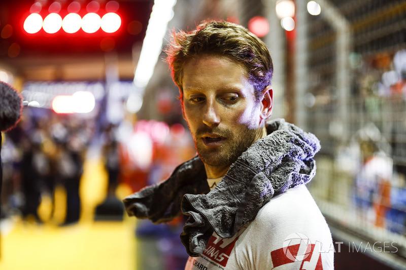 Bestätigt: Romain Grosjean (Frankreich)
