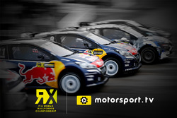 Motorsport.tv. annuncio  World Rallycross