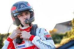 Стефан Лефевр, Citroën World Rally Team