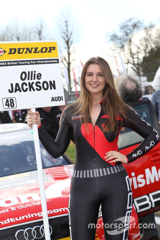 Ollie Jackson, AmDtuning.com with Cobra Exhausts Audi S3