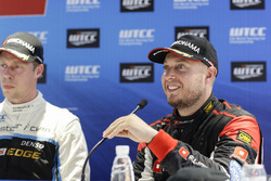 Press Conference: Rob Huff, All-Inkl Motorsport, Citroën C-Elysée WTCC
