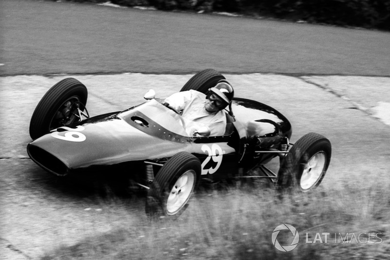 Tony Shelly, Lotus 18/21 en Alemania 1962