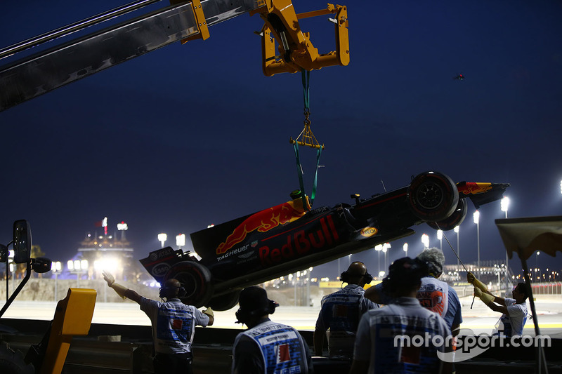 Car of Max Verstappen, Red Bull Racing RB13