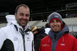 Thomas Biermaier, Bentley Team Abt and #9 Audi Sport Team WRT, Audi R8 LMS: Nico Müller