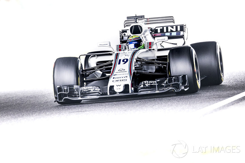 16. Felipe Massa, Williams FW40