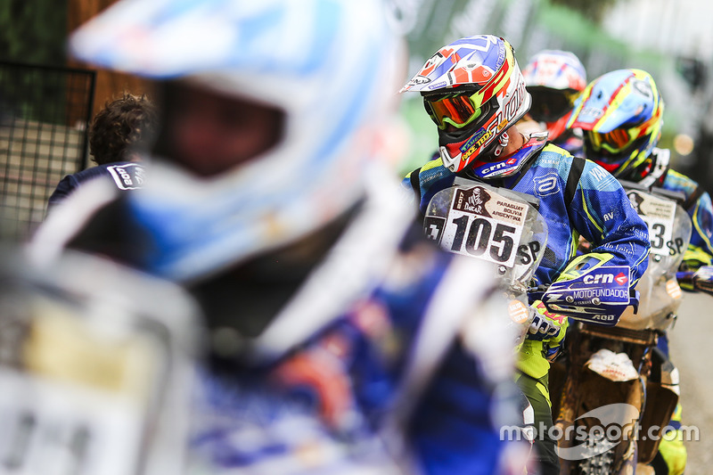 #105 Yamaha: Fausto Mota