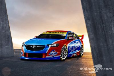 Commodore Supercar concept