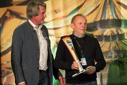 Sieger in der Teamwertung, Prema Powerteam mit Hermann Tomczyk, ADAC-Sportpräsident