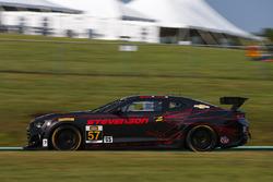 #57 Stevenson Motorsports Chevrolet Camaro GT4.R: Matt Bell, Robin Liddell