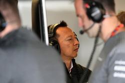 Yusuke Hasegawa, Honda Motorsport Direktörü