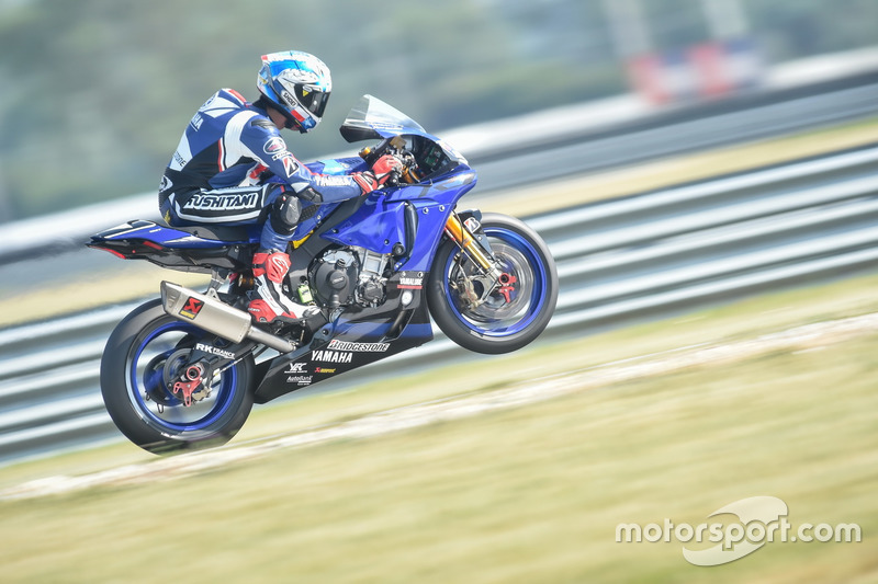 #7 YART Yamaha, Yamaha: Broc Parkes, Marvin Fritz, Kohta Nozane