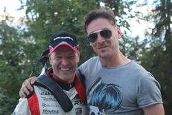 Marcel Steiner und Stefano Lobartolo