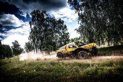 #107 Geely Auto Cooper Tires Team Geely: Wei Han, Liao Min