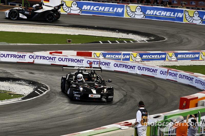 Petter Solberg, KTM X-Bow Comp R