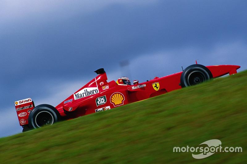 1999 - Michael Schumacher, Ferrari