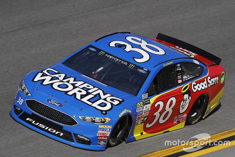 #38: David Ragan, Front Row Motorsports, Ford