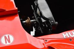 Le volant de la Ferrari SF70H
